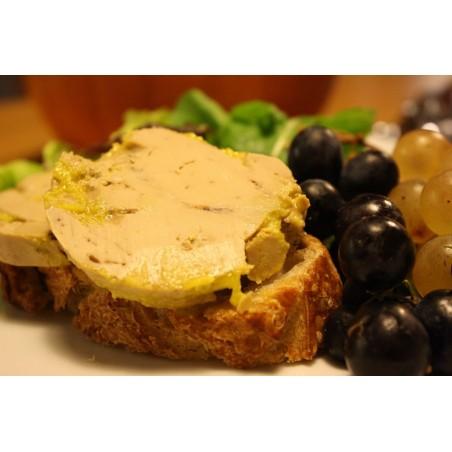 Conserve de foie gras de canard entier (350g)