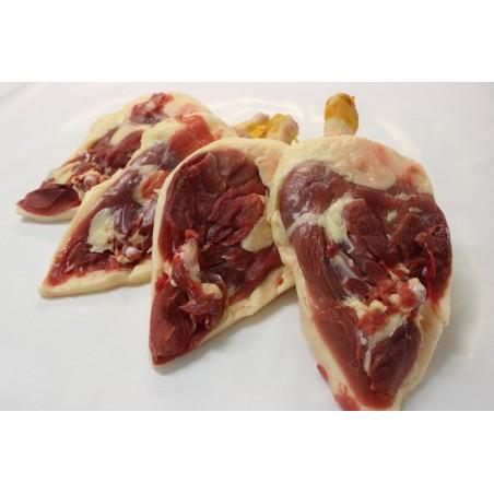 Cuisses de canard gras fraiches