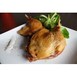 Cuisses confites de canard