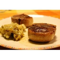 Tournedos de canard gras au piment d'espelette (x2)