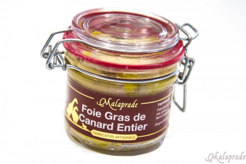 Bocal de foie gras